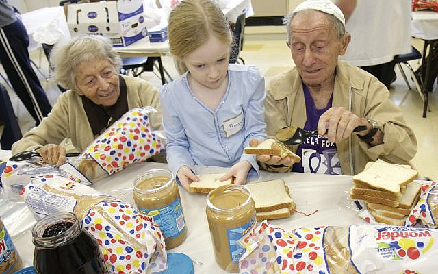 Those aged 65 and older make up more than a quarter of the U.S. Jewish population. Getty Images