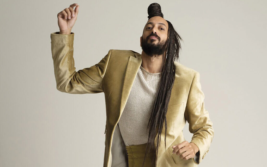 Yemen Blues' Ravid Kahalani puts Hallel prayers to a groove. Yemenblues.com