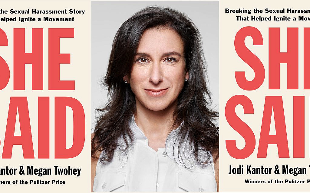 Jodi Kantor On What's Changed In The Two Years Since #MeToo