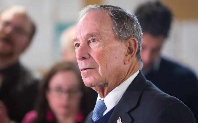 Me llamo Miguel Bloomberg… Getty Images
