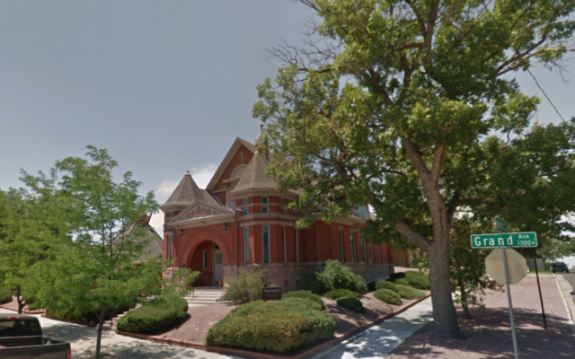Temple Emanuel in Pueblo, Colo., was targeted in a bombing plot, according to court documents. JTA