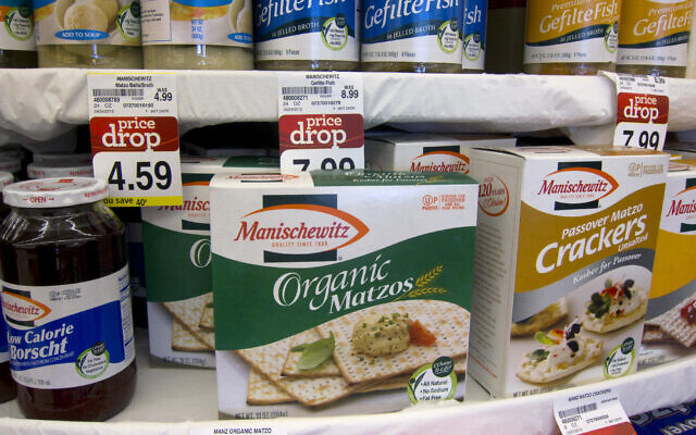 An ode to the kosher grocery, where matzah can be found year round. Pxhere