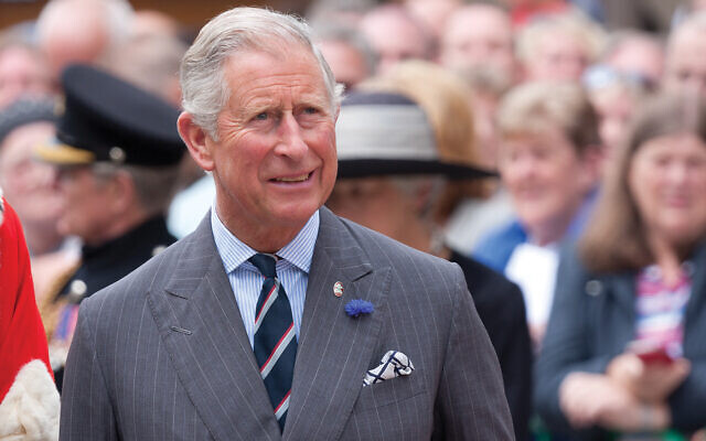 Prince Charles, first in line to the British throne, is one of dozens of world leaders converging on Jerusalem for the Firth World Holocaust Forum. Wikimedia Commons
