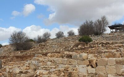 Shiloh, Israel. Wikimedia