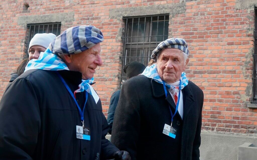 Photos: 75th Anniversary of the Liberation of Auschwitz
