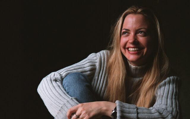 Elizabeth Wurtzel (Neville Elder/Corbis via Getty Images/via JTA)
