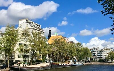 Amsterdam's canal district has a UNESCO world heritage status. Miriam Groner/JW