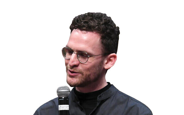 Yehonatan Indursky. Alan Zeitlin/JW