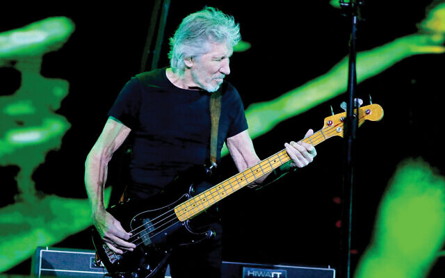 Wrong note? MLB and Roger Waters part ways. Wikimedia Commons