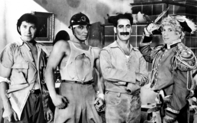 Duck Soup. 1933. Courtesy of Paramount Pictures/Photofest