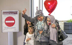An Iraqi family that spent 15 years apart were reunited in 2017 with help from the International Refugee Assistance Project. IRAP