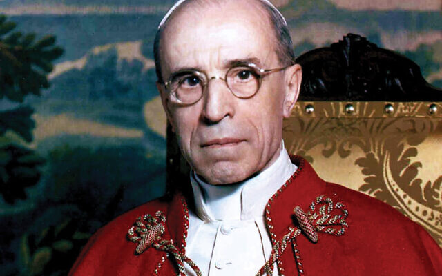 """Pope Pius XII's actions, Jewish interfaith leaders say, have not been able """"to receive thorough investigation until now.""""  Wikimedia Commons"""