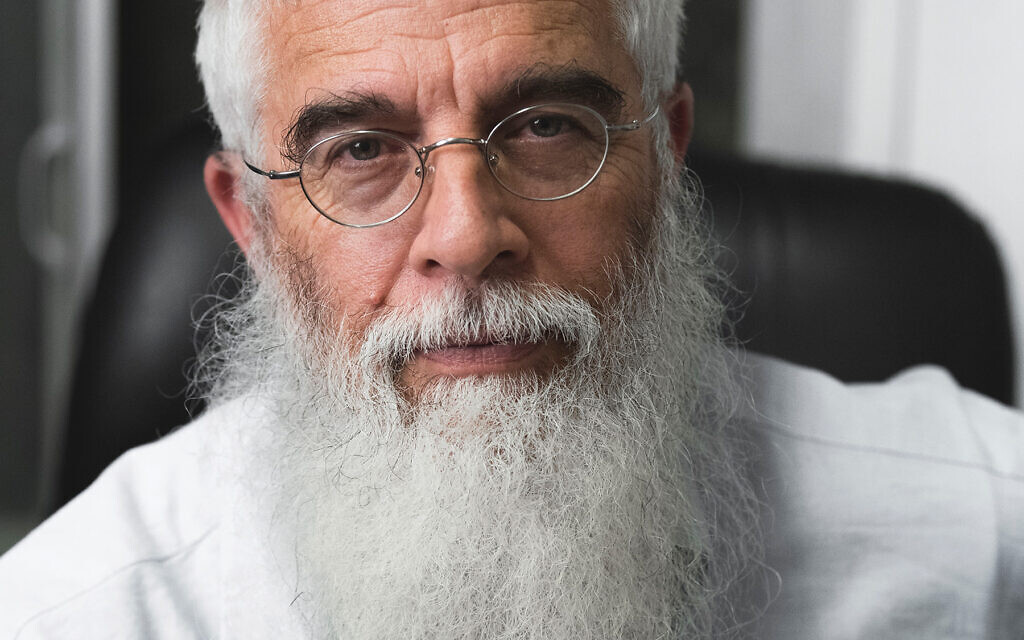 Higher ground: Prayer, says Rabbi Singer, is not only about the self, but all of Creation. Courtesy of Rabbi Dov Singer