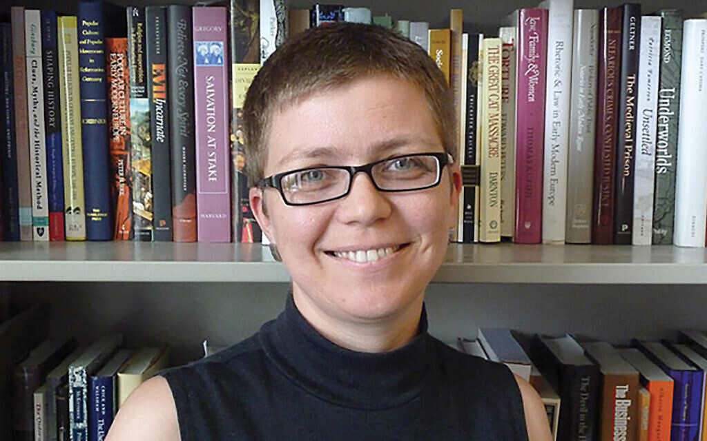 """Magda Teter, a history professor at Fordham University, is the author of """"Blood Libel: On the Trail of an Antisemitic Myth"""" (Harvard University Press)."""
