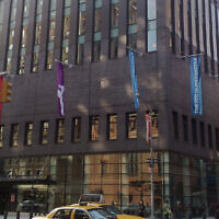 The Marlene Meyerson JCC Manhattan has laid off staff members, but officials there did not say how many. Wikimedia Commons