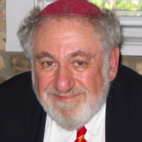 Rabbi A. Bruce Goldman (Courtesy Arthur Waskow)