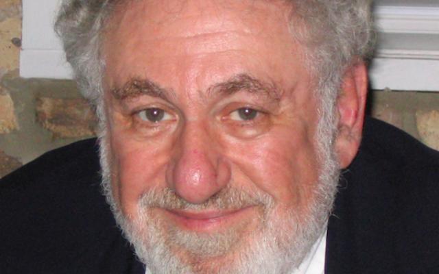 Rabbi A. Bruce Goldman (Courtesy Arthur Waskow)