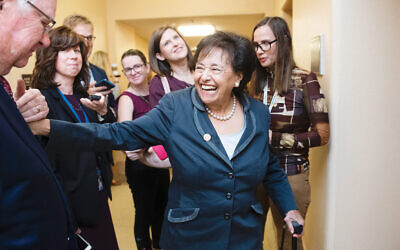 Rep. Nita Lowey (Tom Williams/CQ-Roll Call, Inc via Getty Images)