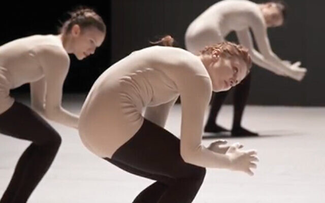 The celebrated Israeli modern dance troupe's feeder group, Batsheva — The Young Company, above — takes its choreography online for 25 self-produced performances. Batsheva.com