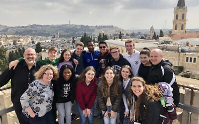 Project Understanding in Israel. Photos courtesy of Emily Milgrim