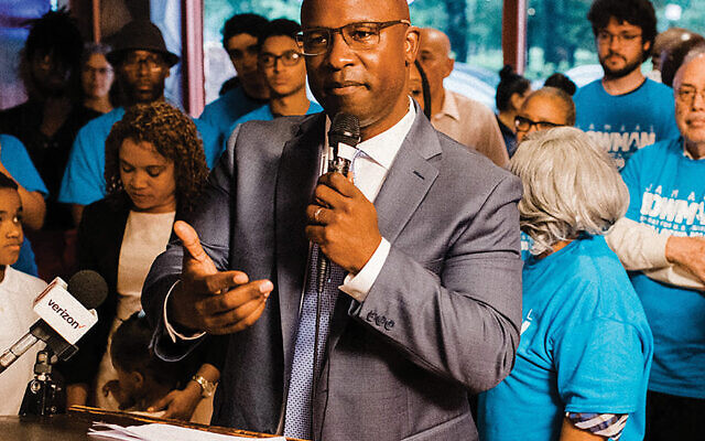 Jamaal Bowman appears to have won in a demographically changing Bronx district. Jamaal Bowman for Congress