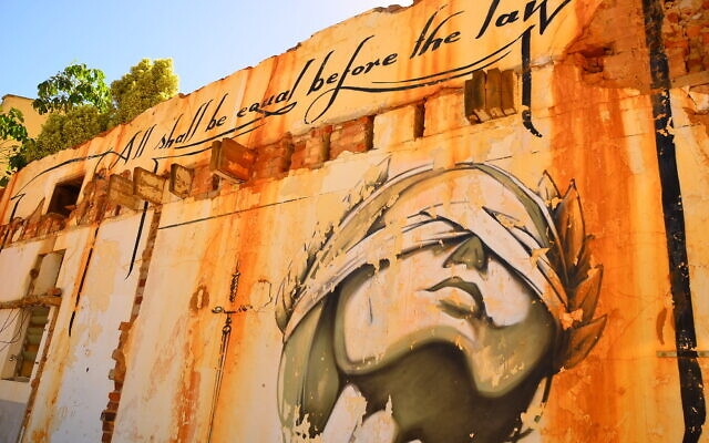 A mural on a wall in Cape Town, South Africa. (Ben Sutherland/Flickr Commons)