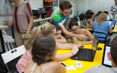 """""""We now have more clarity about the kinds of experiences and learning that are best achieved in person,"""" writes David Bryfman, of the Jewish Education Project. (JEP)"""
