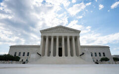 The U.S. Supreme Court. (Stefani Reynolds/Getty Images)