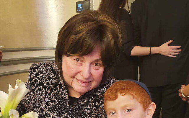 Lenora Garfinkel died of Covid-19 on April 29 at 89. She lost a son and grandson to the disease.
