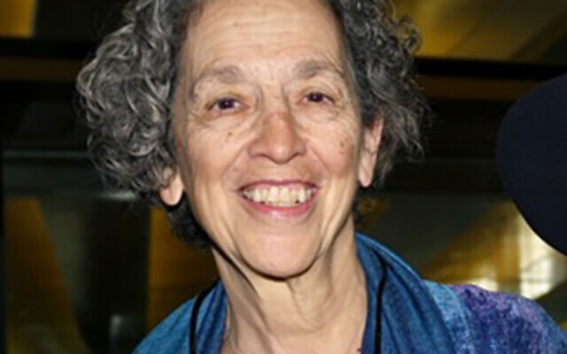 Ruth Messinger, who shepherded the American Jewish World Service into a big player in the community. Wikimedia Commons
