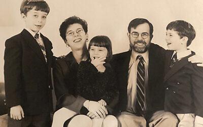 Rifka Rosenwein and family. Tania Amaro