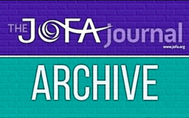 JOFA Journal