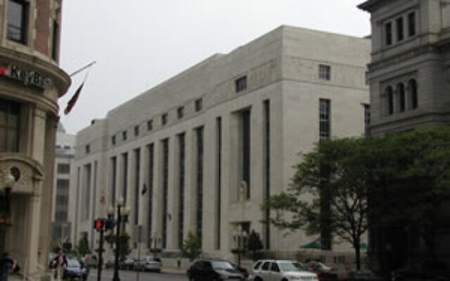 The United States District Court for the Northern District of New York in Albany.