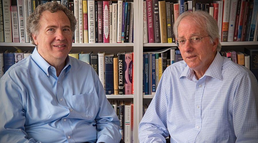 David Makovsky and Dennis Ross
