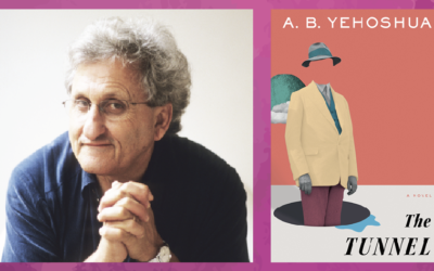 """A.B. Yehoshua's new novel is """"The Tunnel,"""" about an Israeli engineer who is losing his memory."""