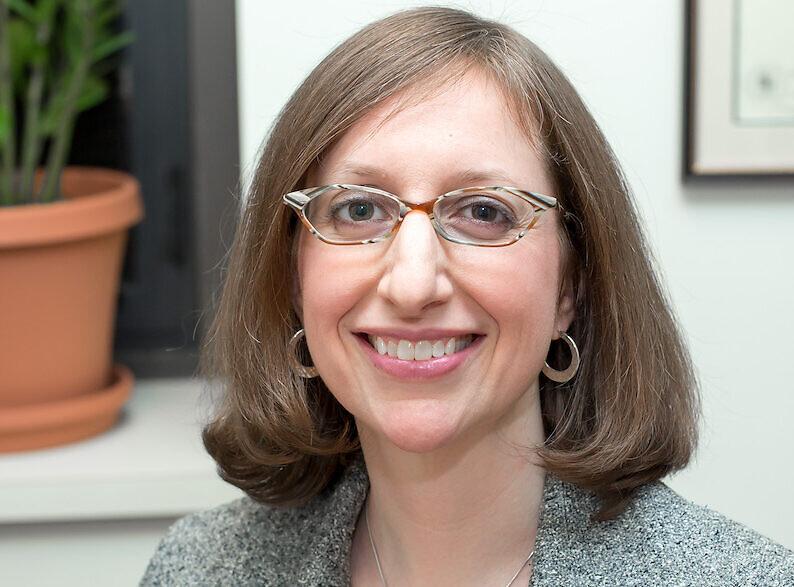 Rabbi Julia Andelman, JTS