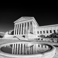 The Supreme Court in Washington, DC., seen on Nov. 20, 2020. (Miki Jourdan/Flickr Commons)