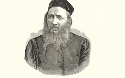 Rabbi Jacob (Yaakov) Joseph. (VirtualJudaica.com)