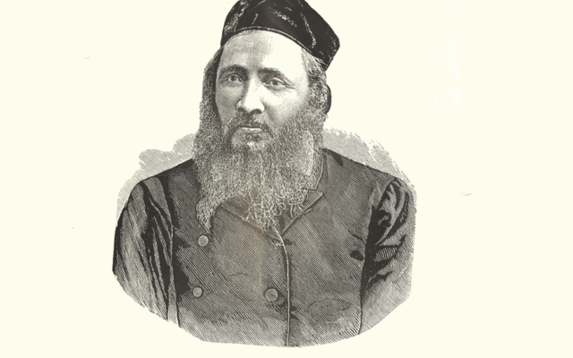 Rabbi Jacob (Yaakov) Joseph. (VirtualJudaica.com)