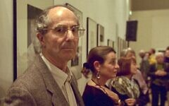 Philip Roth in Aix en Provence, France, in 1999. (Pascal Parrot/Sygma/Sygma via Getty Images)