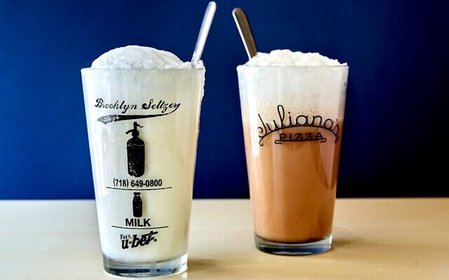 Many feel a nostalgic connection to the egg cream, a fancy-named but pedestrian drink. (Biz Jones)