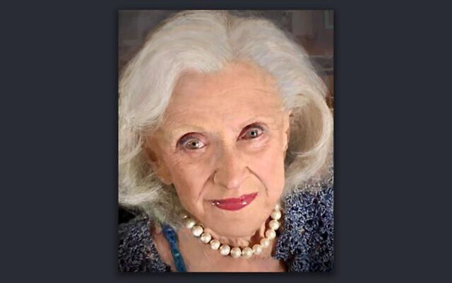 Doris Brickner (Courtesy Beth Gottlieb)