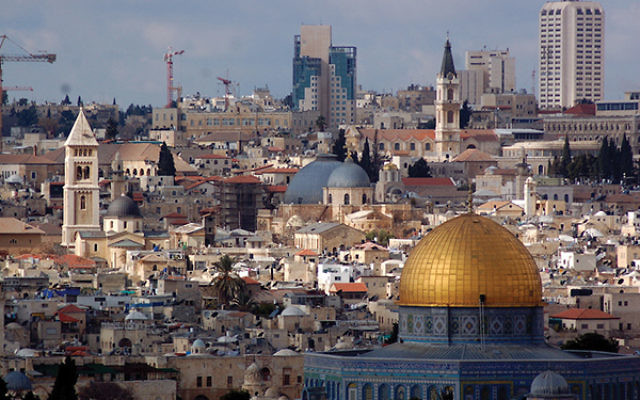 In a year in which conflict seemed to define the Jewish world, Jerusalem was often at the center of the debate. JTA