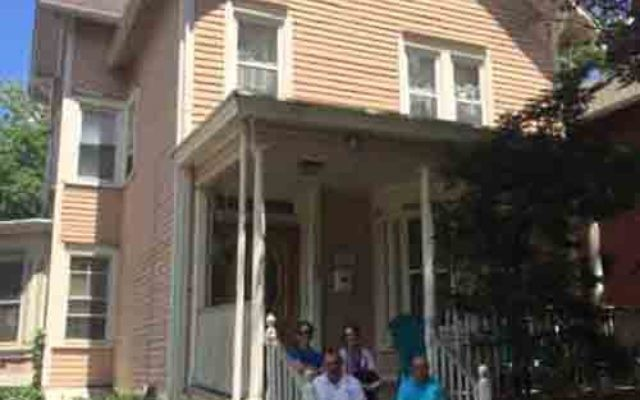 The Fischer House is one of five shared JESPY homes in South Orange. The potential reduction in Medicaid funding could make housing unaffordable and force some residents to move. Photo courtesy JESPY House