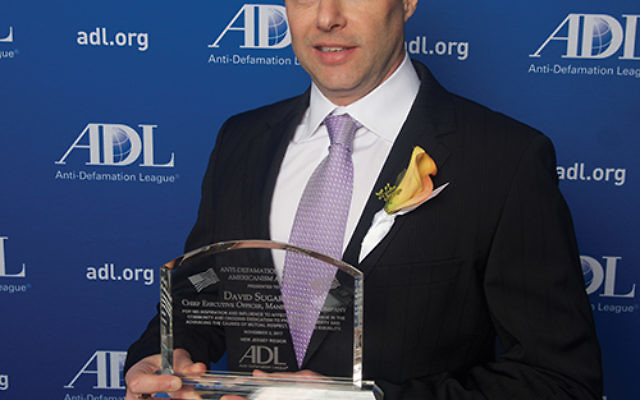Photo courtesy Anti-Defamation League's New Jersey region