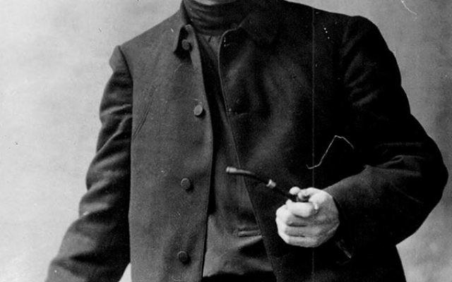 Sholem Aleichem in Warsaw, 1905