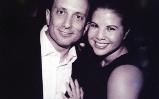 Brett and Melissa Baron
