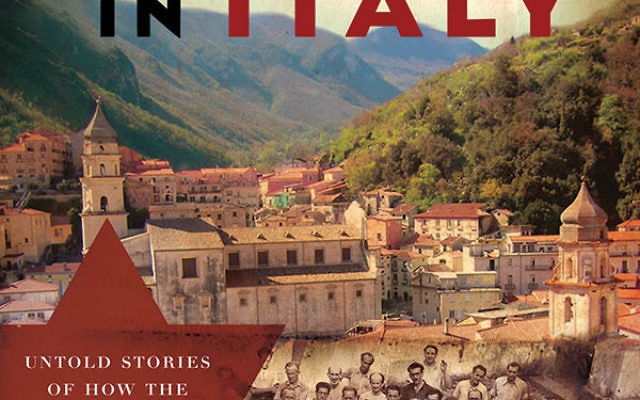 """Author Elizabeth Bettina wrote her book, It Happened in Italy, to highlight """"the goodness"""" of the Italian people in protecting Jews during the Holocaust."""