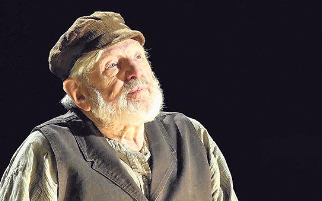 Theodore Bikel channels Sholom Aleichem's Tevye in a new documentary.