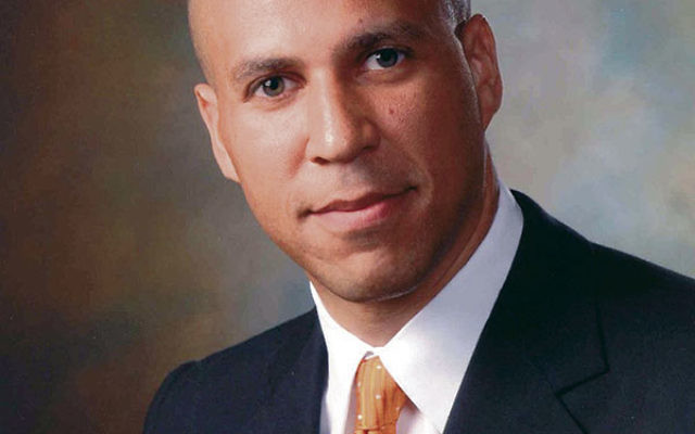"Sen. Cory Booker said he hopes that the ""deal will credibly prevent Iran from obtaining a nuclear weapon."""